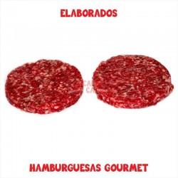 Hamburguesa de carnes rojas