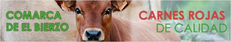 Carnes rojas Comarca de El Bierzo
