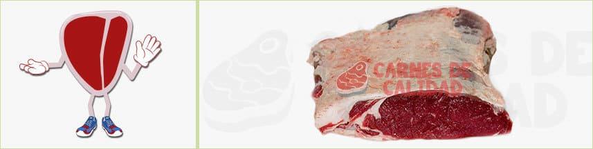 Carne ternera entrecot