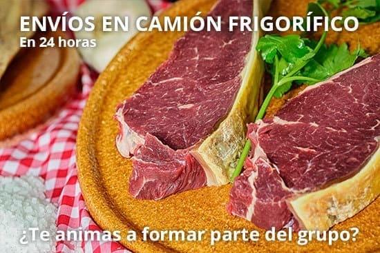 compra colectiva carnes rojas